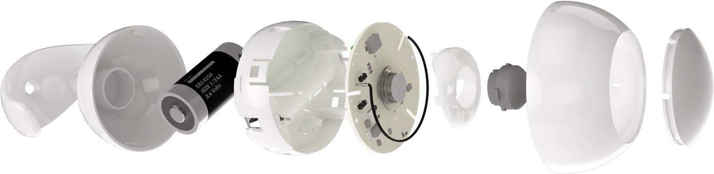 جهاز استشعار الحركه - Z-Wave and HomeKit