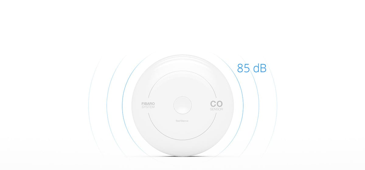 smart CO Sensor
