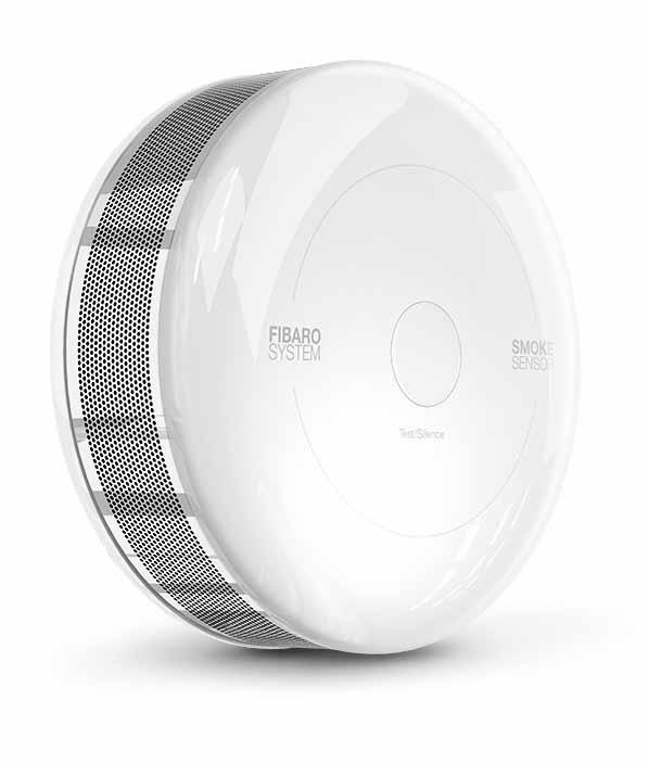 smart smoke sensor