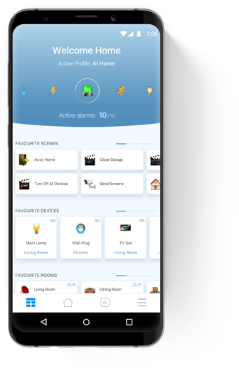 smart home app android