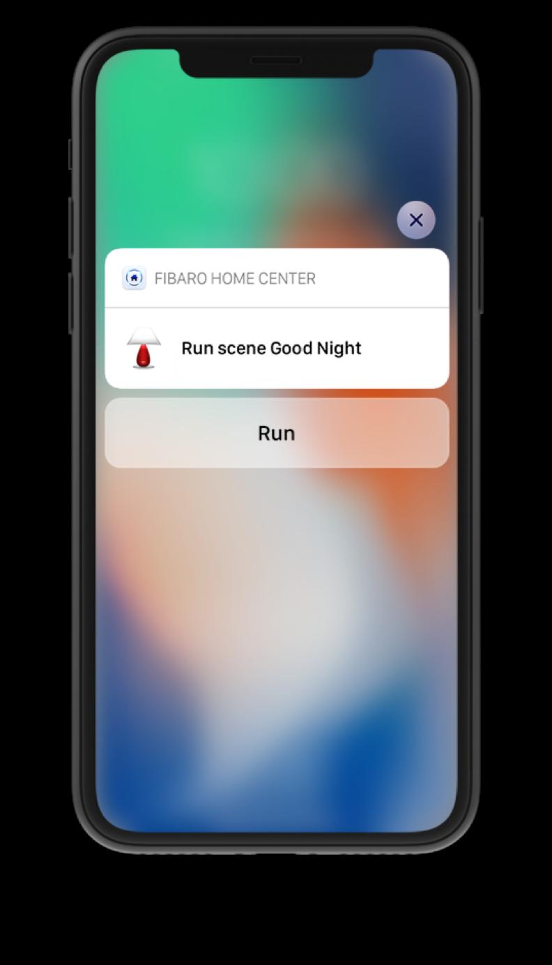 smart home app iphone