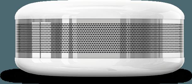 detector de humo casa inteligente