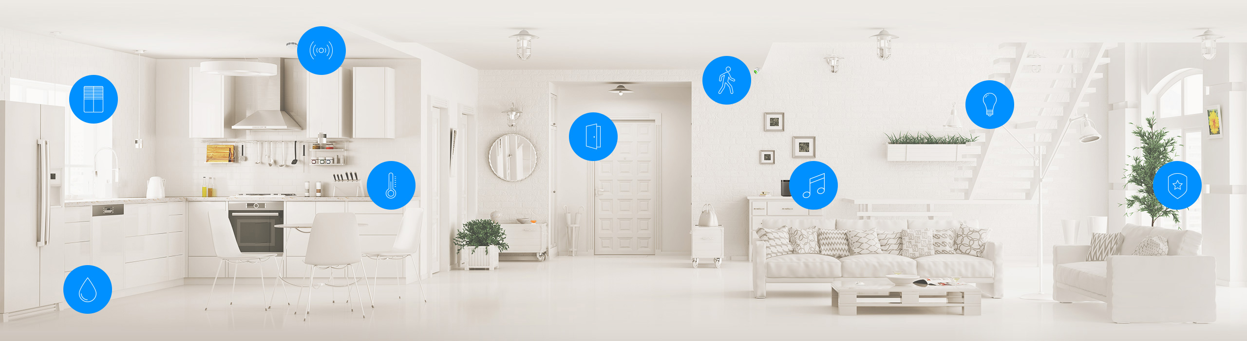 your smart home by FIBARO