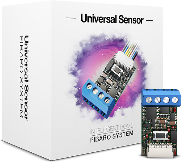 UBS - Universal Sensor