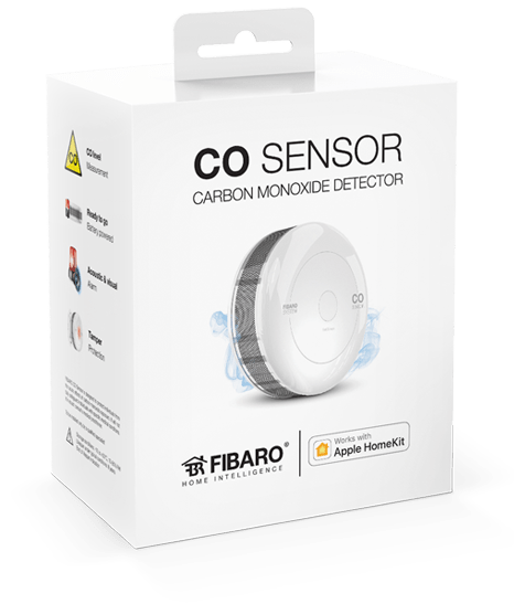 wireless CO Sensor