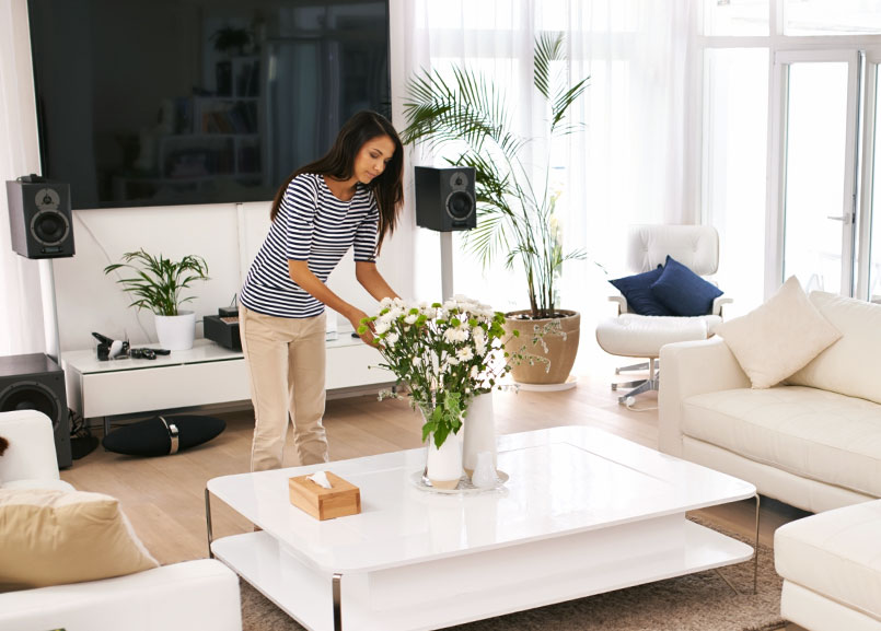 Pure air in your home