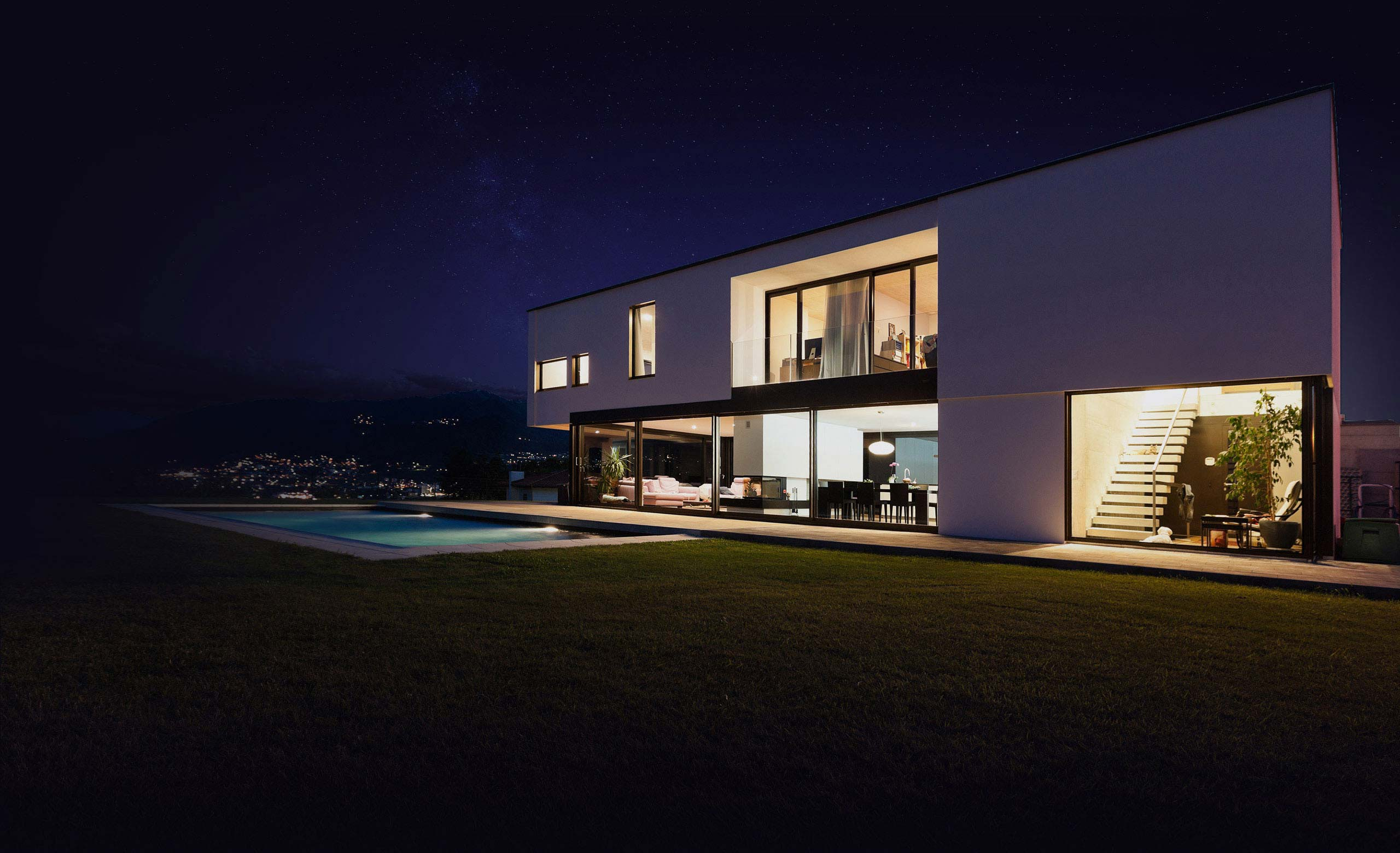 Smart lighting in your house