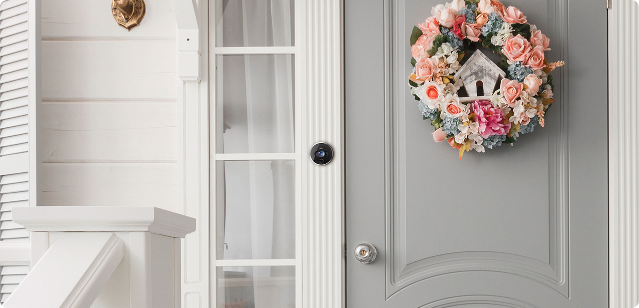 dveře Intercom