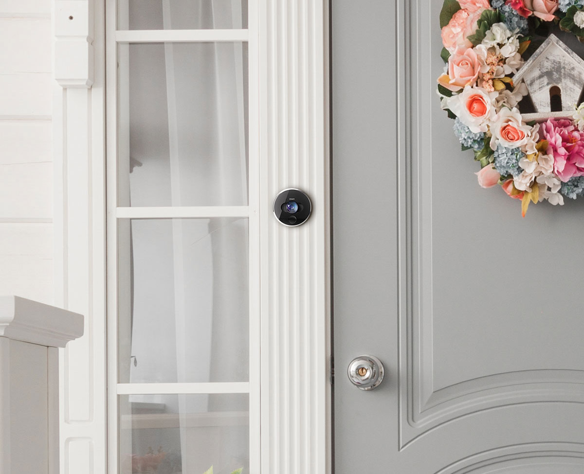 Intercom dveře