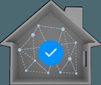 chytrá domácnost wifi