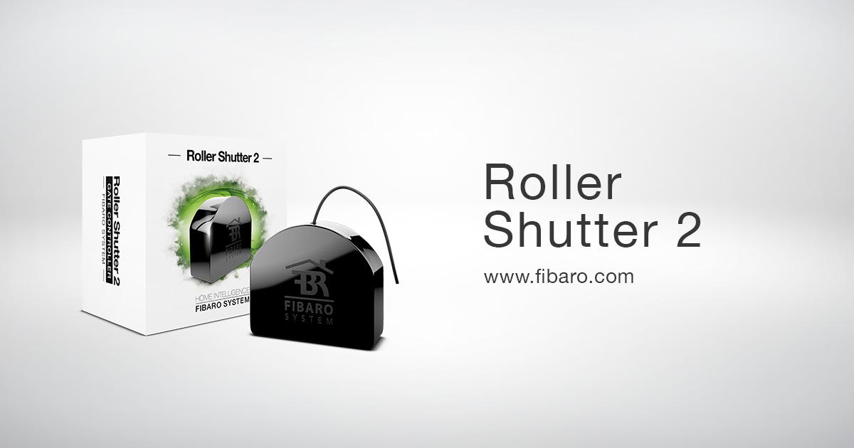 Roller Shutter 3 Fibaro