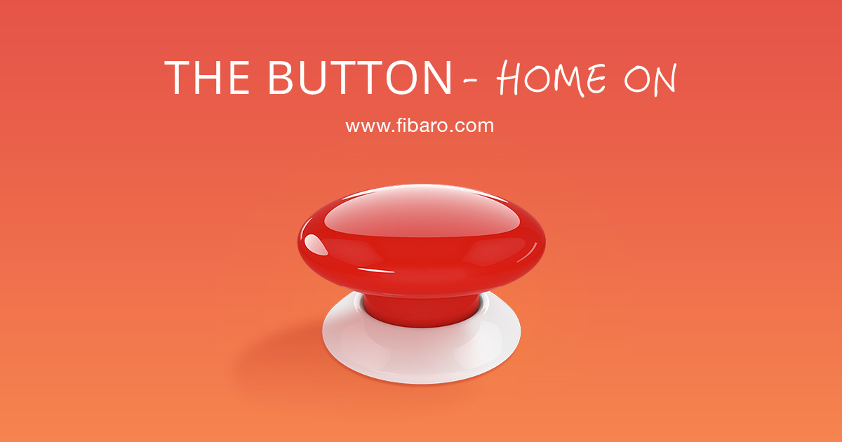 the button home on fernbedienung f rs zuhause panikknopf fibaro. Black Bedroom Furniture Sets. Home Design Ideas