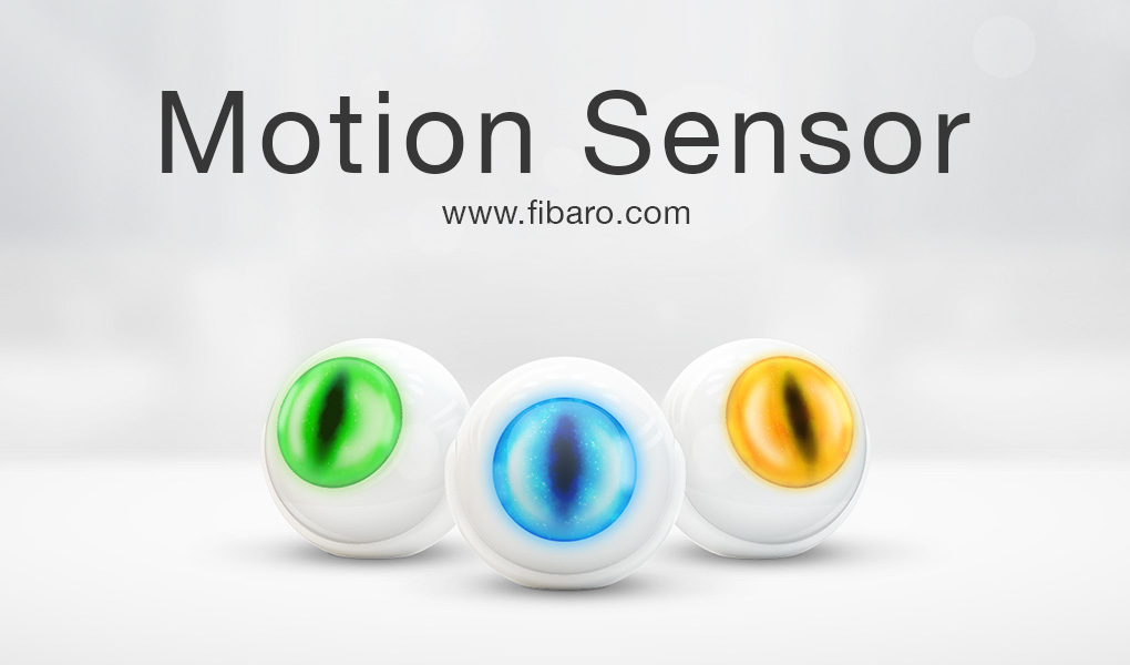 Motion Sensor - Z-Wave and HomeKit motion detector | FIBARO