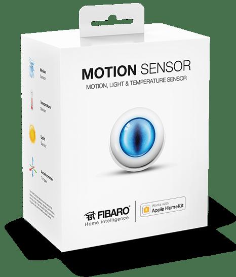 smart home motion sensor