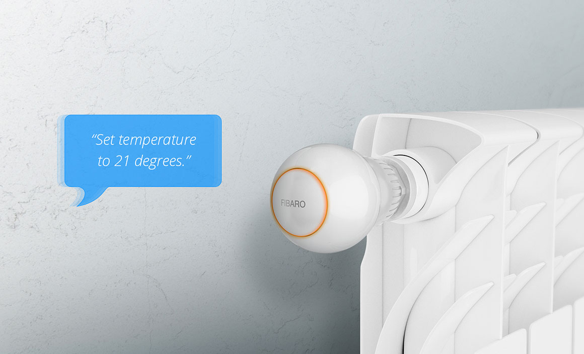 FIBARO Radiator Thermostat