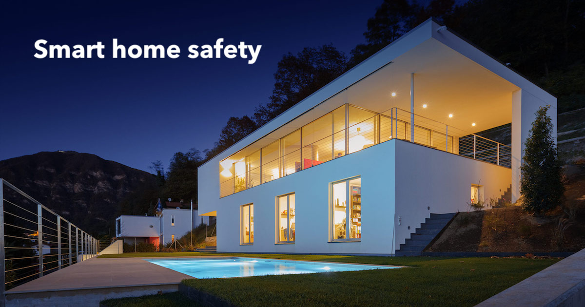 Smart Home Safety A Safe Home Is A Must Fibaro