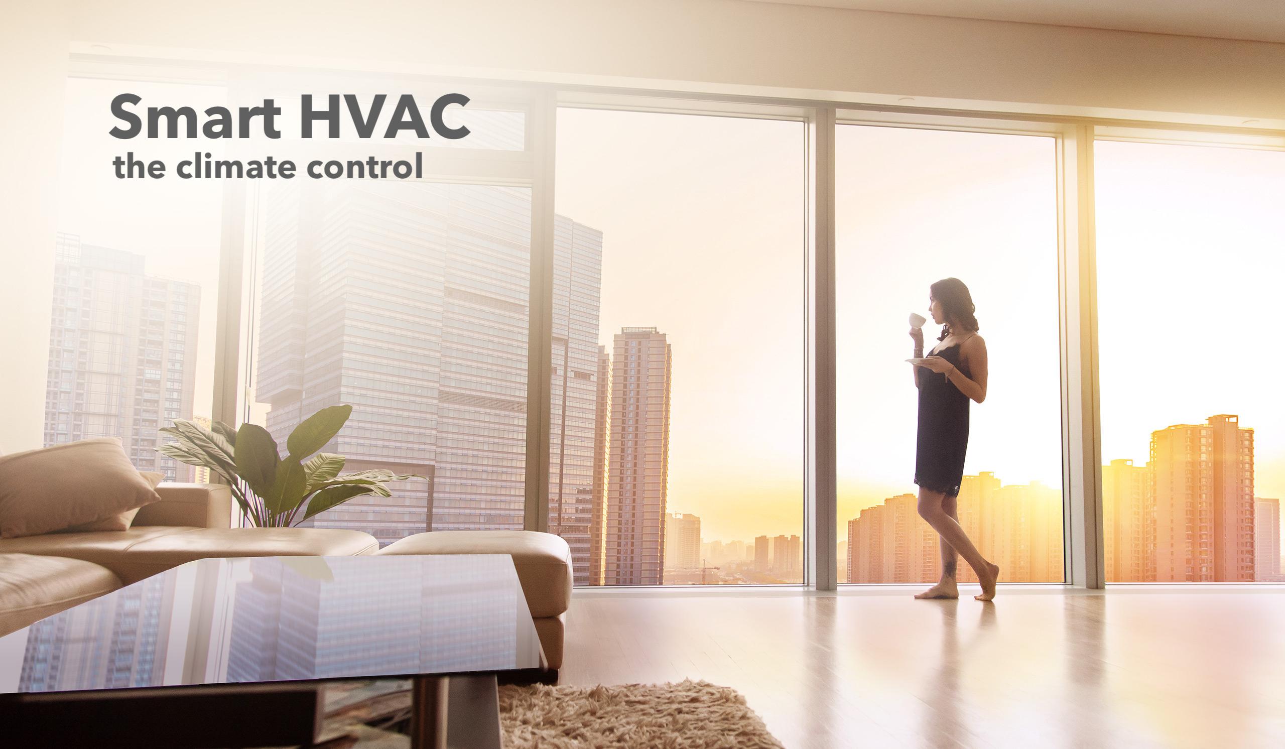 FIBARO | Smart HVAC - the climate control