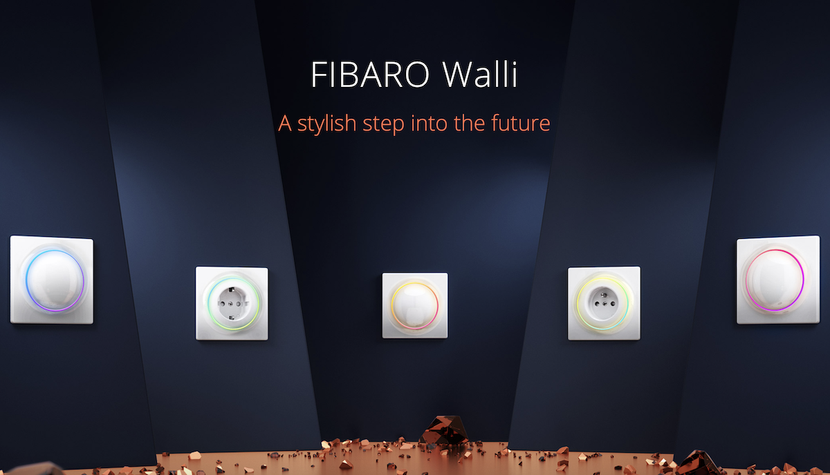 Smart Outlets And Switches The Walli Series Fibaro