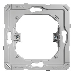 Gira55 smart switch frame