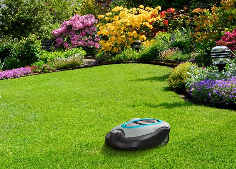 Automower jardin intelligente