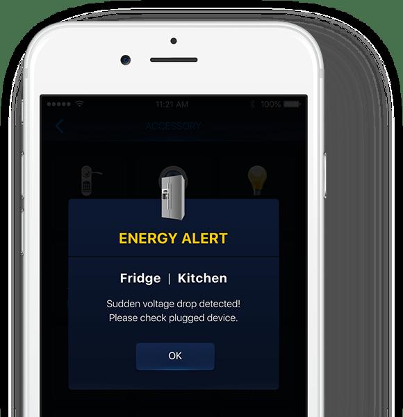 okos csatlakozó iOS