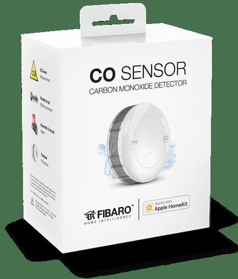 drótnélküli szénmonoxid érzékelő