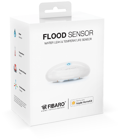 sensore antiallagamento smart