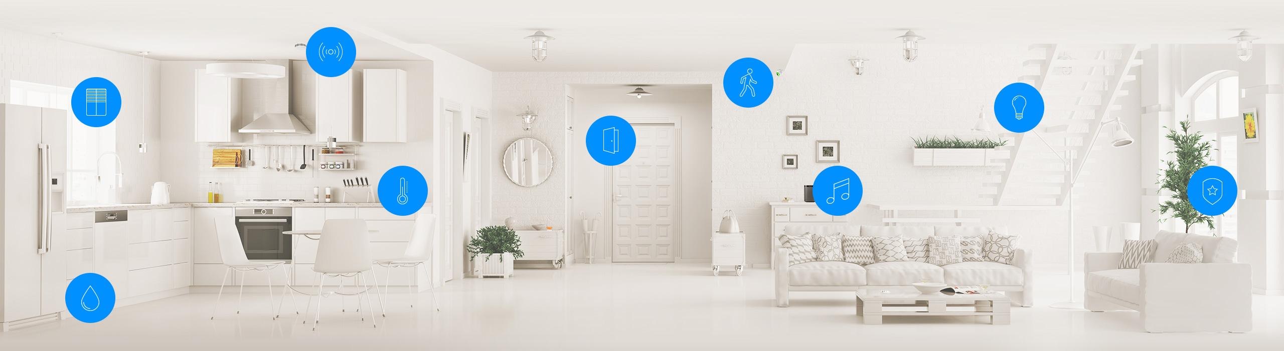smart home Dati sicuri