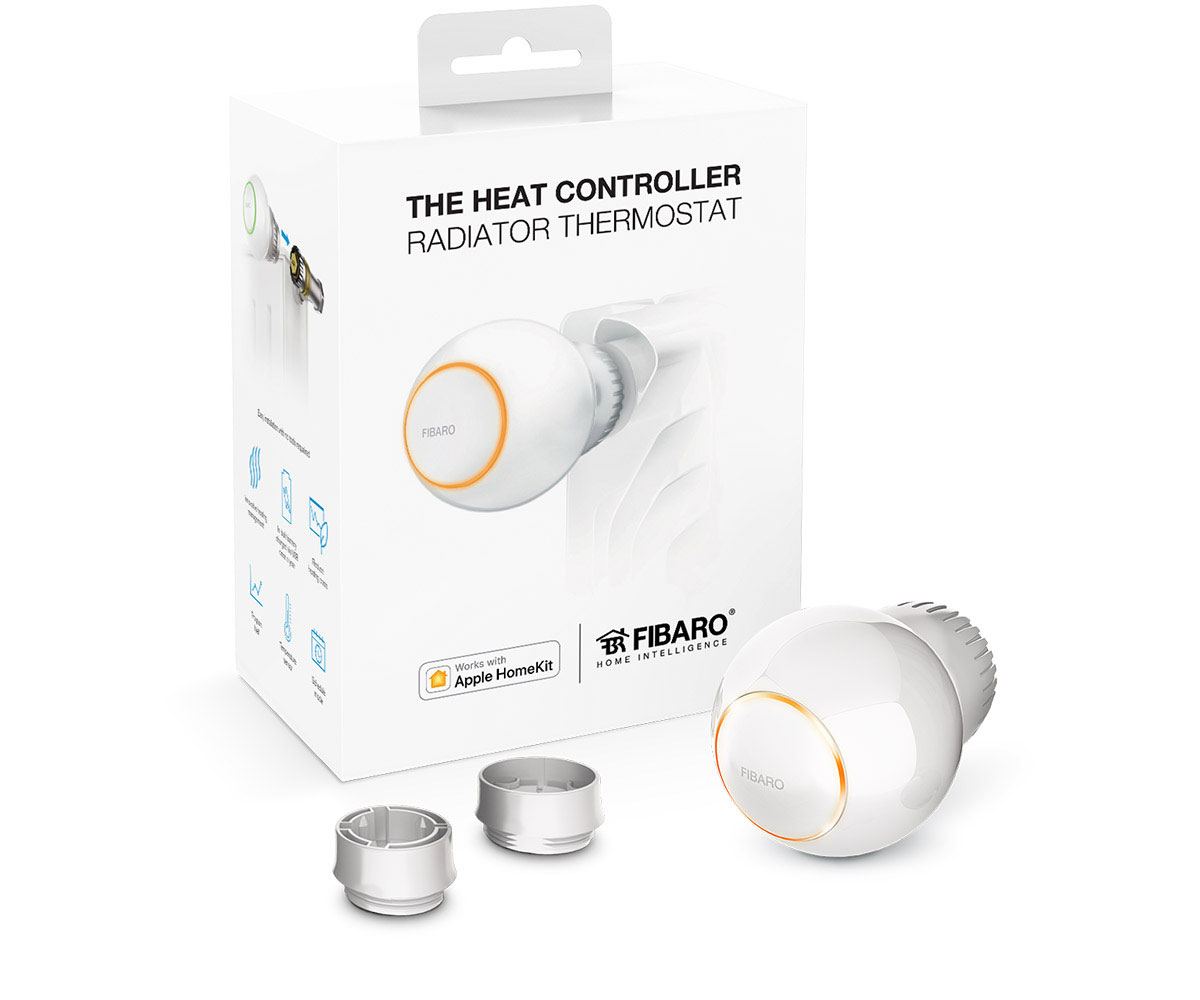 home thermostat by fibaro