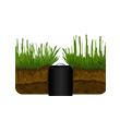 Irrigatori a pioggia intelligenti