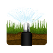 Irrigatori a pioggia