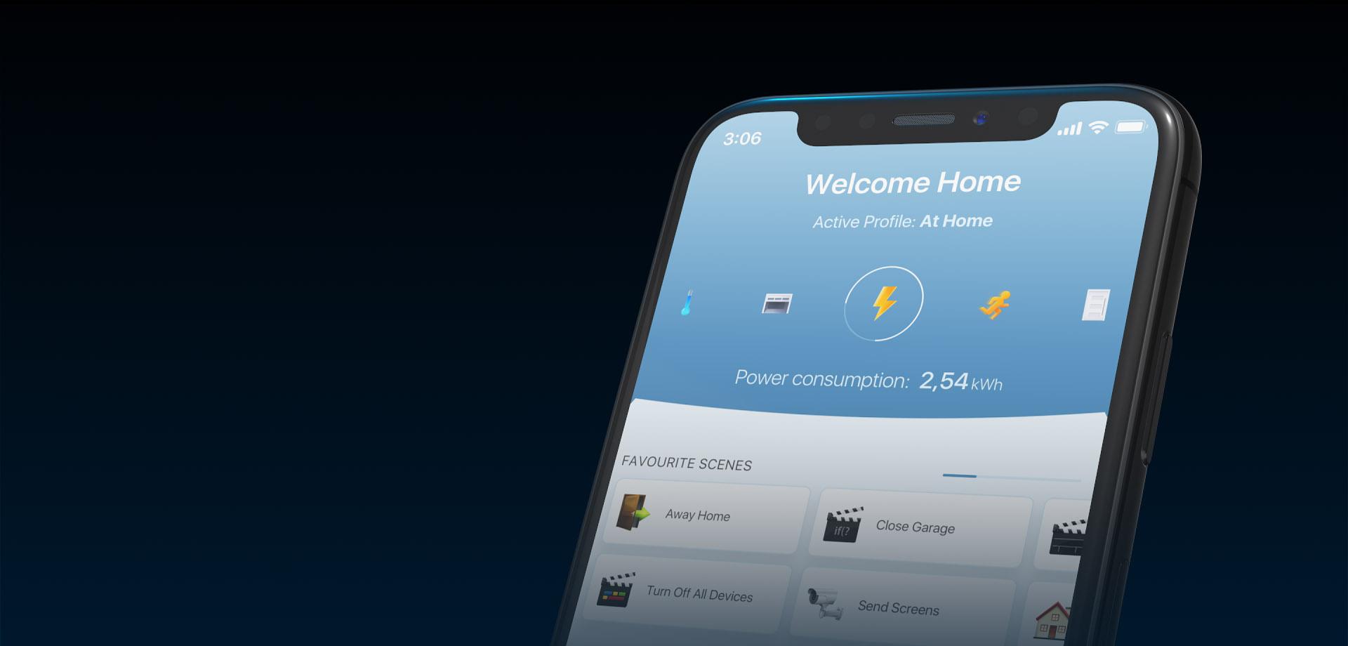 domotica casa app