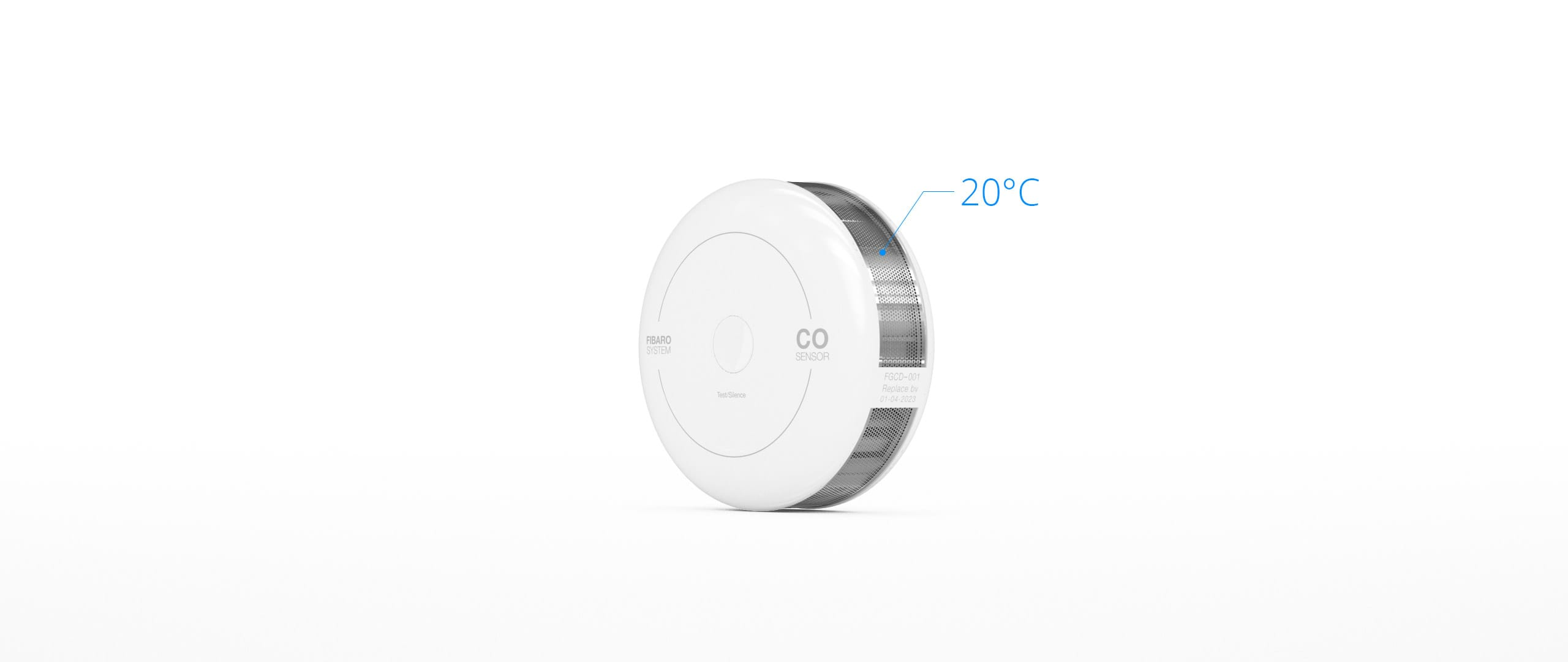 czujnik czadu smart home