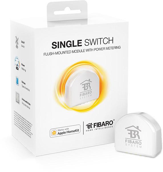 włącznik światłą smart home