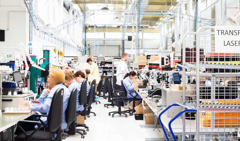 smart home factory