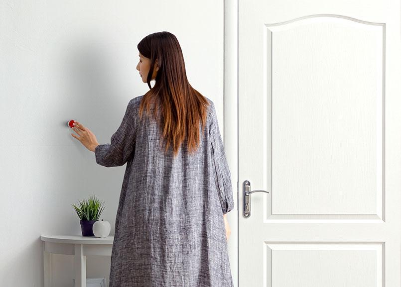 smart home bezpieczeństwo