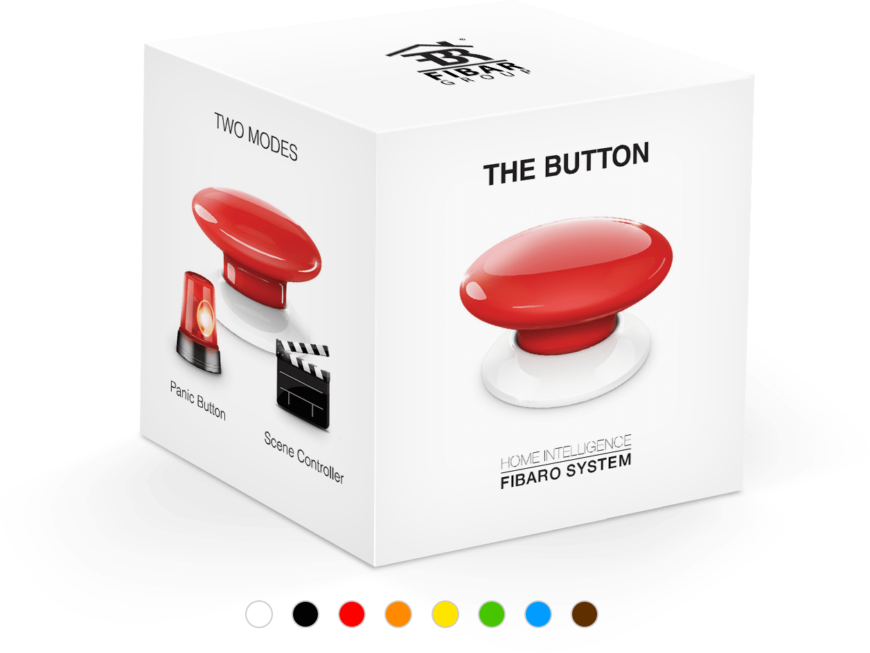 z-wave button