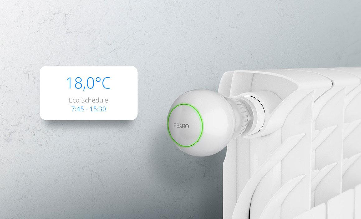 controlador de calor inteligente
