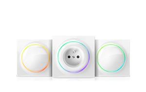 tomadas interruptores inteligentes