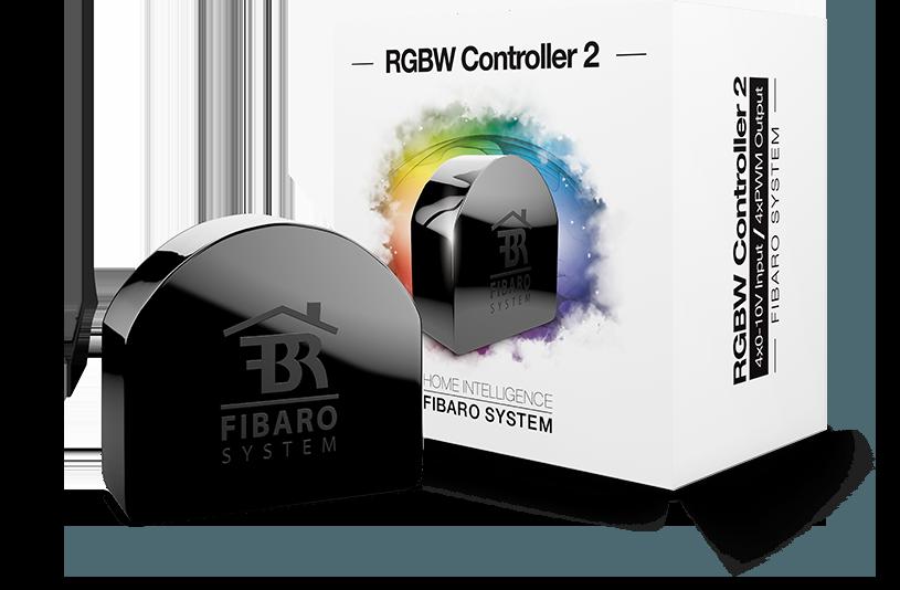 Packshot RGBW Controller