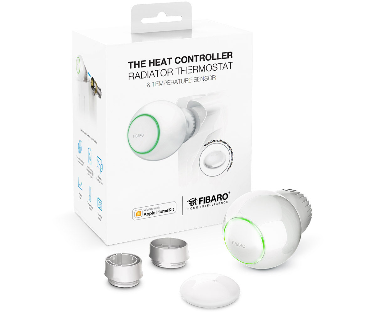 termostat wireless FIBARO