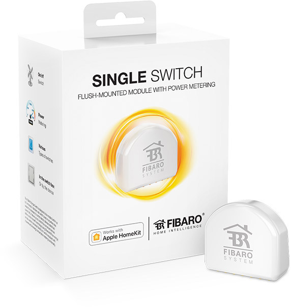 smart lampknapp