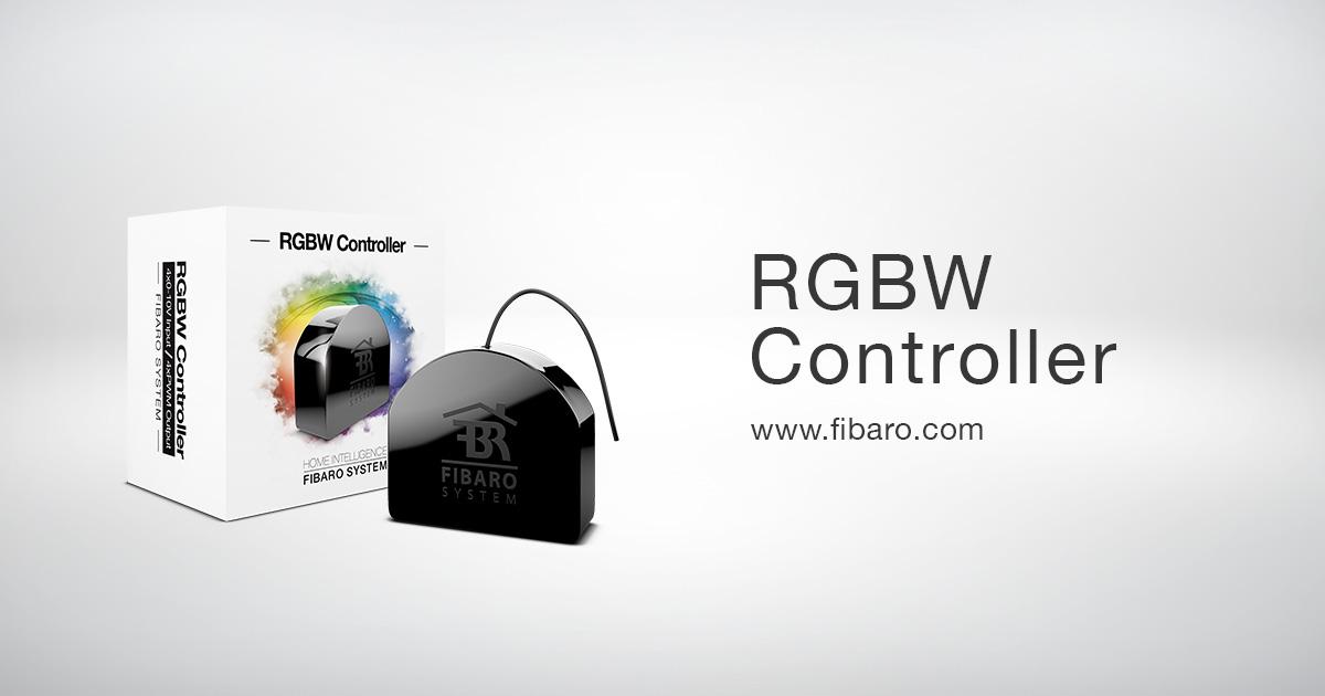 Rgbw Controller Fibaro