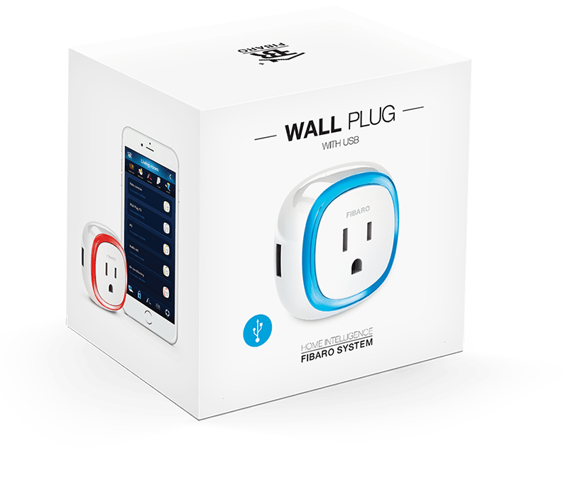 z-wave smart outlet